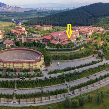 maltepe üniversitesi foto oklu